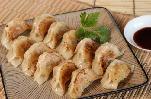 Recept: vegetarische Japanse dumplings (Gyoza)