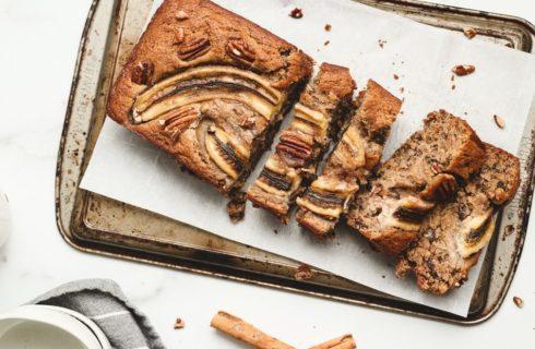 5 x gezond bananenbrood: van suikervrij tot vegan