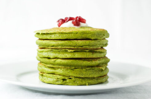 Gezonde pannenkoeken als ontbijt, makkelijk en snel!