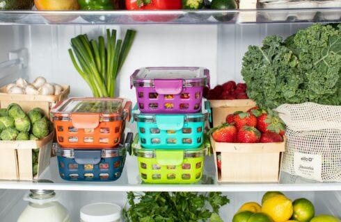 Organiseer je koelkast op deze manier, om blij van te worden!