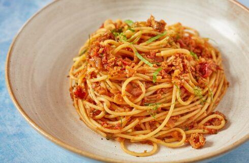 Recept: overheerlijke bloemkool bolognese (vegan)