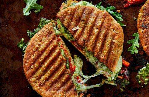 4 x heerlijke en originele panini recepten voor de lunch
