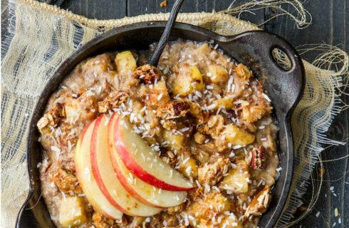 5 heerlijke originele overnight oats recepten