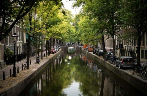 6 van de leukste terrassen in Amsterdam voor de lunch of een borrel