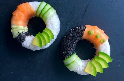 Sushi Festival Rotterdam: de Langste Sushi bar van heel Nederland!