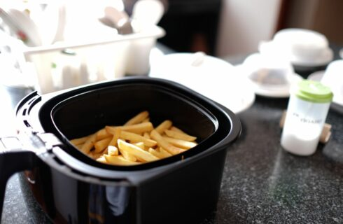 Is een airfryer gezonder dan frituren?