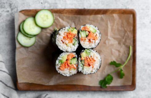 Recept: overheerlijke Japanse sushi burrito's!