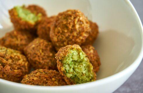 Koriander wortel falafel: een heerlijke snack