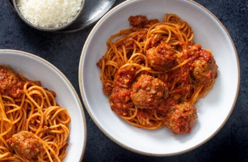 Recept: spaghetti met gehaktballen (het ultieme comfortfood)