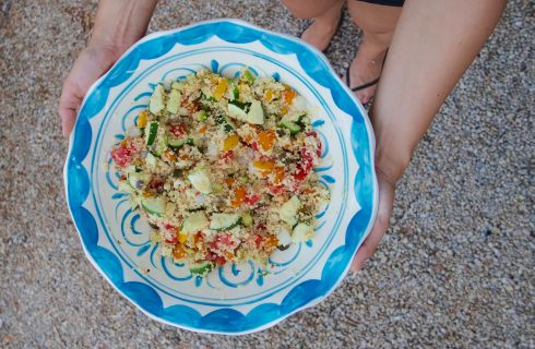 HOMEMADE – Couscous salade met een twist!