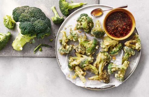 Recept: heerlijke knapperige tempura broccoli