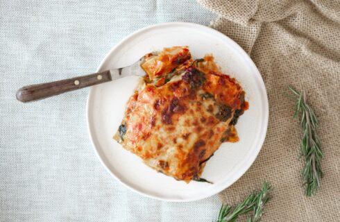 Recept: ultieme vegetarische lasagne met champignons