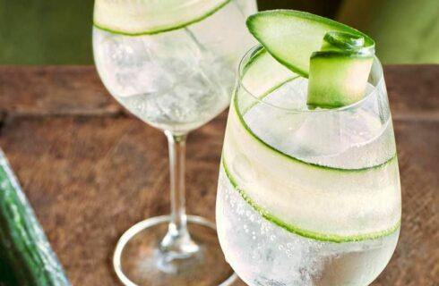 Hét drankje van komende zomer: cucumber spritz!