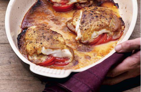 Snel en simpel: gegrilde kabeljauw met soja-mosterd saus