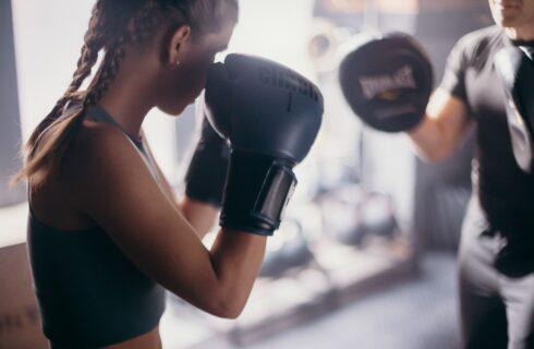 Cardio voor thuis: boksen als workout in de huiskamer
