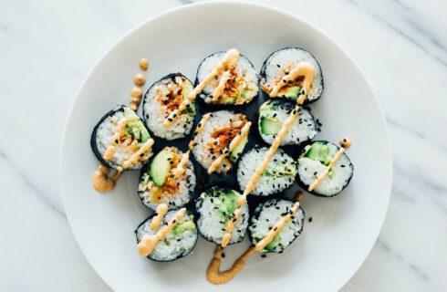 9x sushi zelf maken voor wereld sushidag!