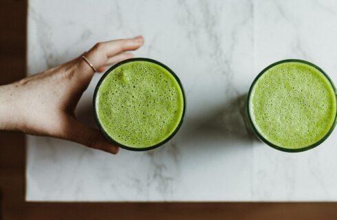 Recept: groene smoothie voor de gezondheid van onze ogen