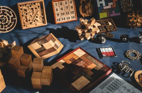 5 x spelletjes om je brein mee te trainen