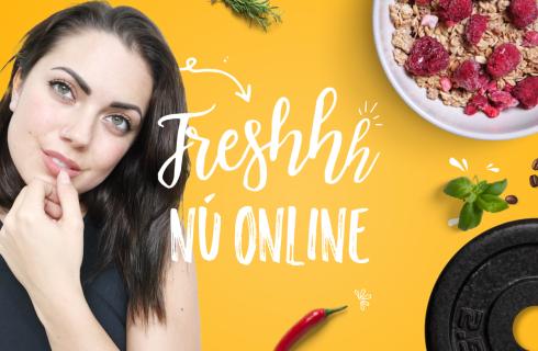 Freshhh neemt je mee in de wondere wereld van een gezond en gelukkig leven!