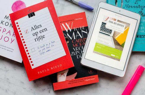 5 boeken die jou helpen het beste uit jezelf te halen