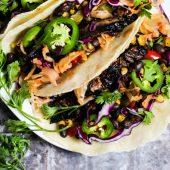Gegrilde aubergine en courgette: lekker als bijgerecht