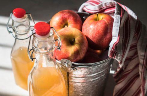 Helpt appelazijn nou echt bij het afvallen?