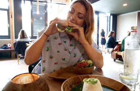 Wij gingen het vegan menu proeven bij Strand Zuid