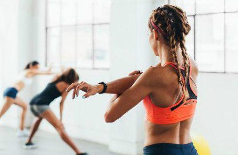 7 minuten vet burner workout voor het hele lichaam!