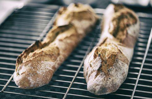 Lekker en gezond glutenvrij volkoren stokbrood