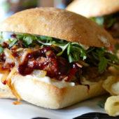 Plantaardige Classic Cheeseburger: lekker!
