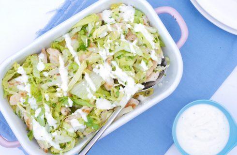 (on)gezond – Kapsalon met zoete aardappel frietjes