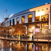 Onze keuze van de kaart kickoff: Restaurant Brooks, Amsterdam