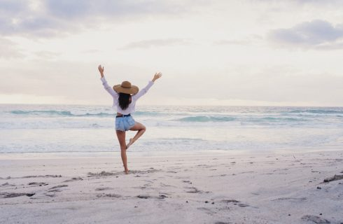 Je eerste les in yoga – terug naar de basis