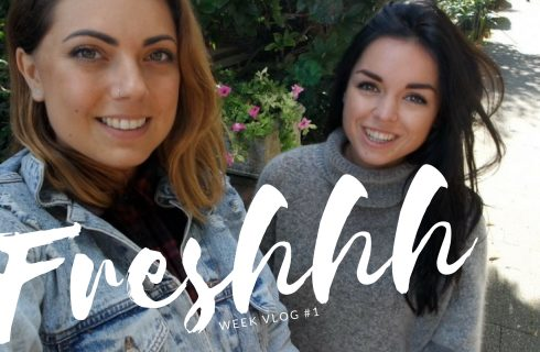 Freshhh weekvlog #1 (video)