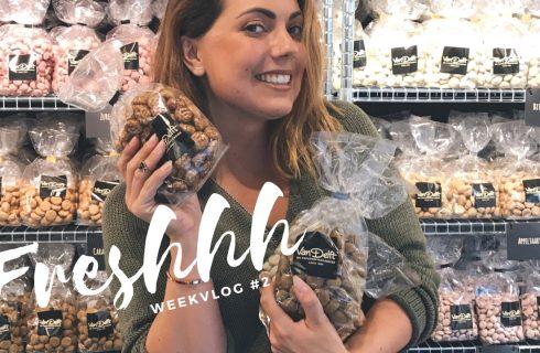 Freshhh weekvlog #2 (video)