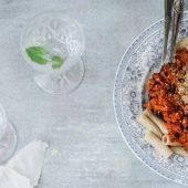 Maak deze overheerlijke groene tapenade voor bij de Spaghetti