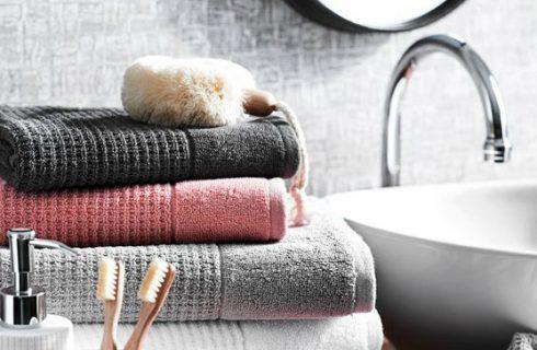 Hoevaak moet je eigenlijk je handdoeken wassen?