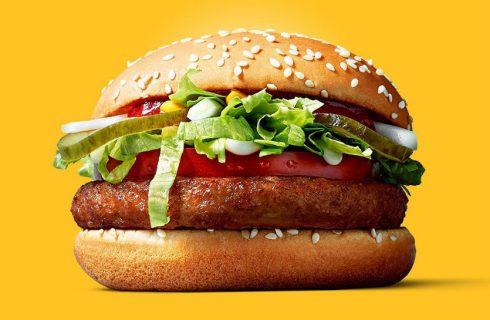 McDonald's komt eindelijk met nieuwe McVegan burger!