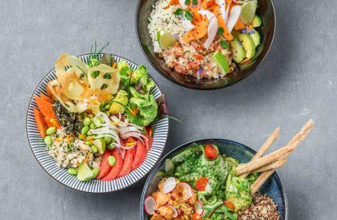 Onze 5 favoriete gezonde lunch bowls!
