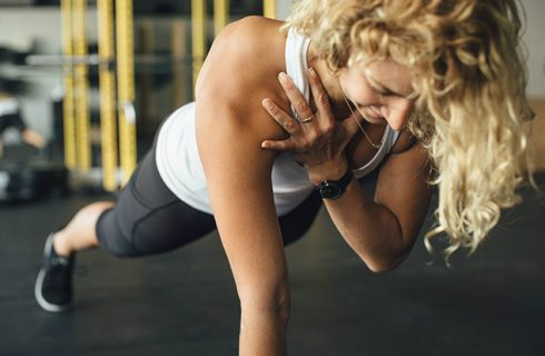 Freshhh workout: 30 min Fullbody bodyweight training (video)
