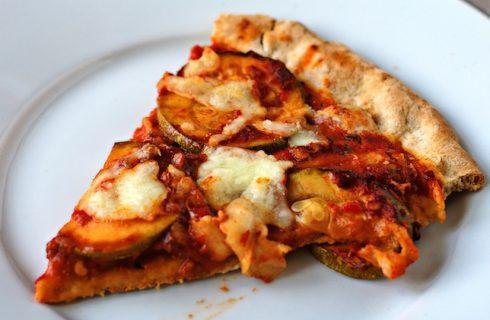 Super snelle homemade glutenvrije pizza