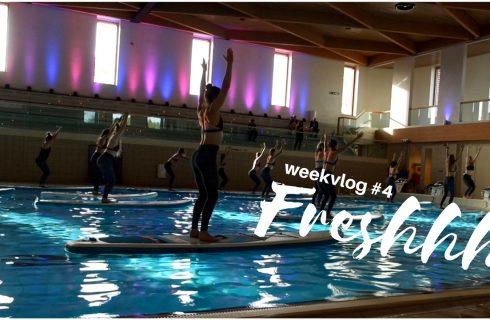 Freshhh weekvlog #4 – Yoga suppen en de redactie!