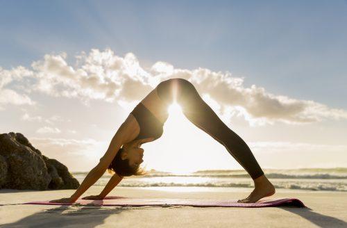 Versterk je core met deze yoga flow