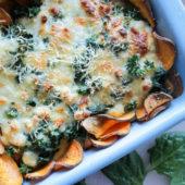 Recept: burrito met zoete aardappel, honing en feta