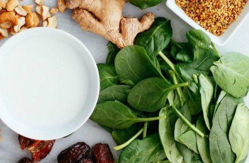 5 Vegan foods die veel ijzers bevatten!