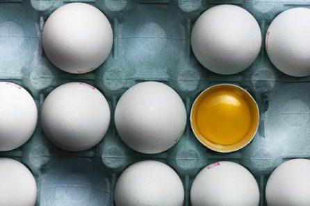 Feiten en fabels over het eten van een ei