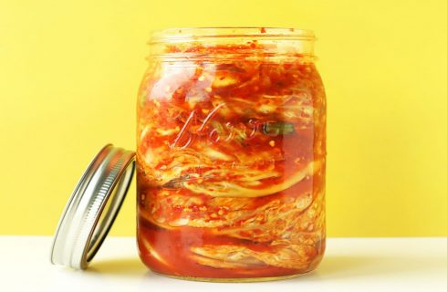 Vegan kimchi; spicy, lekker en super gezond