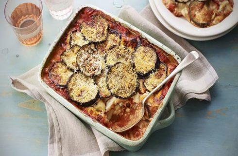 Melanzane, een koolhydraatarm alternatief voor lasagne!