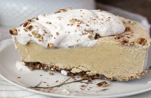 Pompoen cheesecake, een guilt-free pleasure!