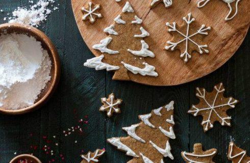 Freshhh kerstkoekjes, gezond alternatief voor in de boom!